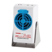 Ionizing Mini Fan with stand No.F-6RST-E