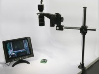 Long Range Video Microscope LRA70TV-E (Edge-Fixed type)